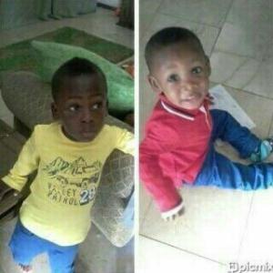 Kidnapped boys - Dec 2014 in Isheri Magodo
